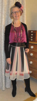 Guest blog by Recyling Opera-goer Caroline Harmsworth