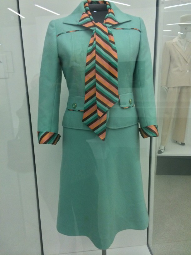 Margaret Thatcher suit