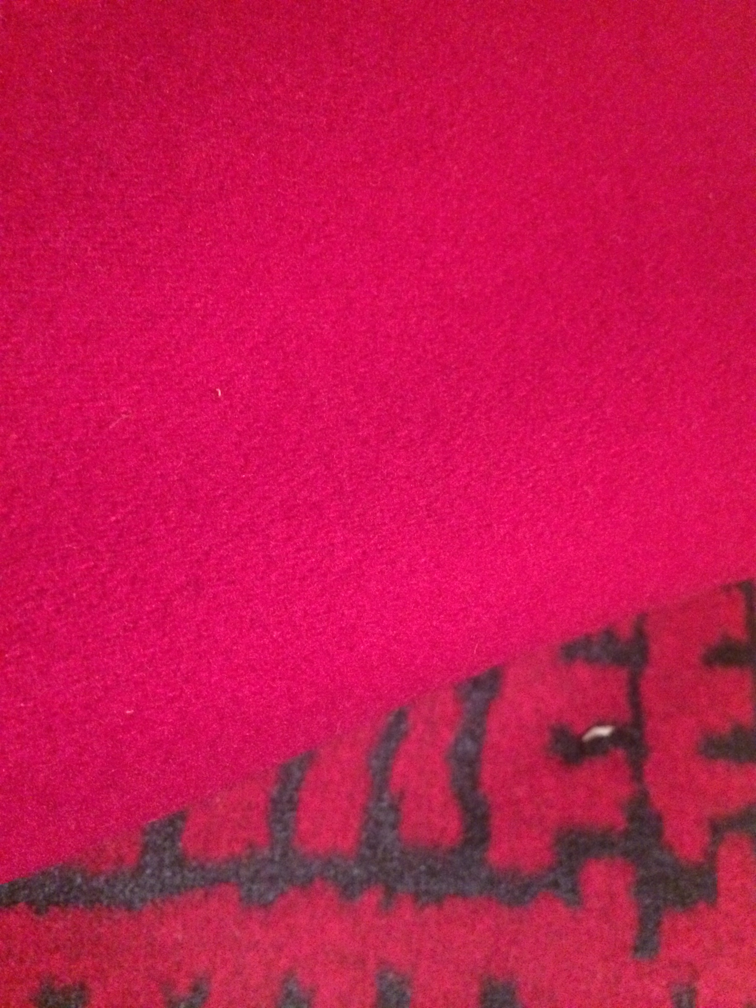 Fuchsia cloth (with Squiggle)