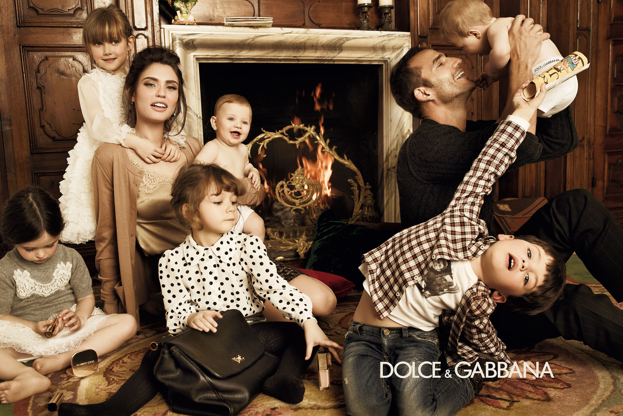 D&G children's collection