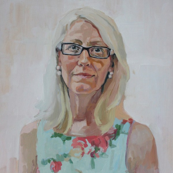 Portrait by Erin Fitzpatrick