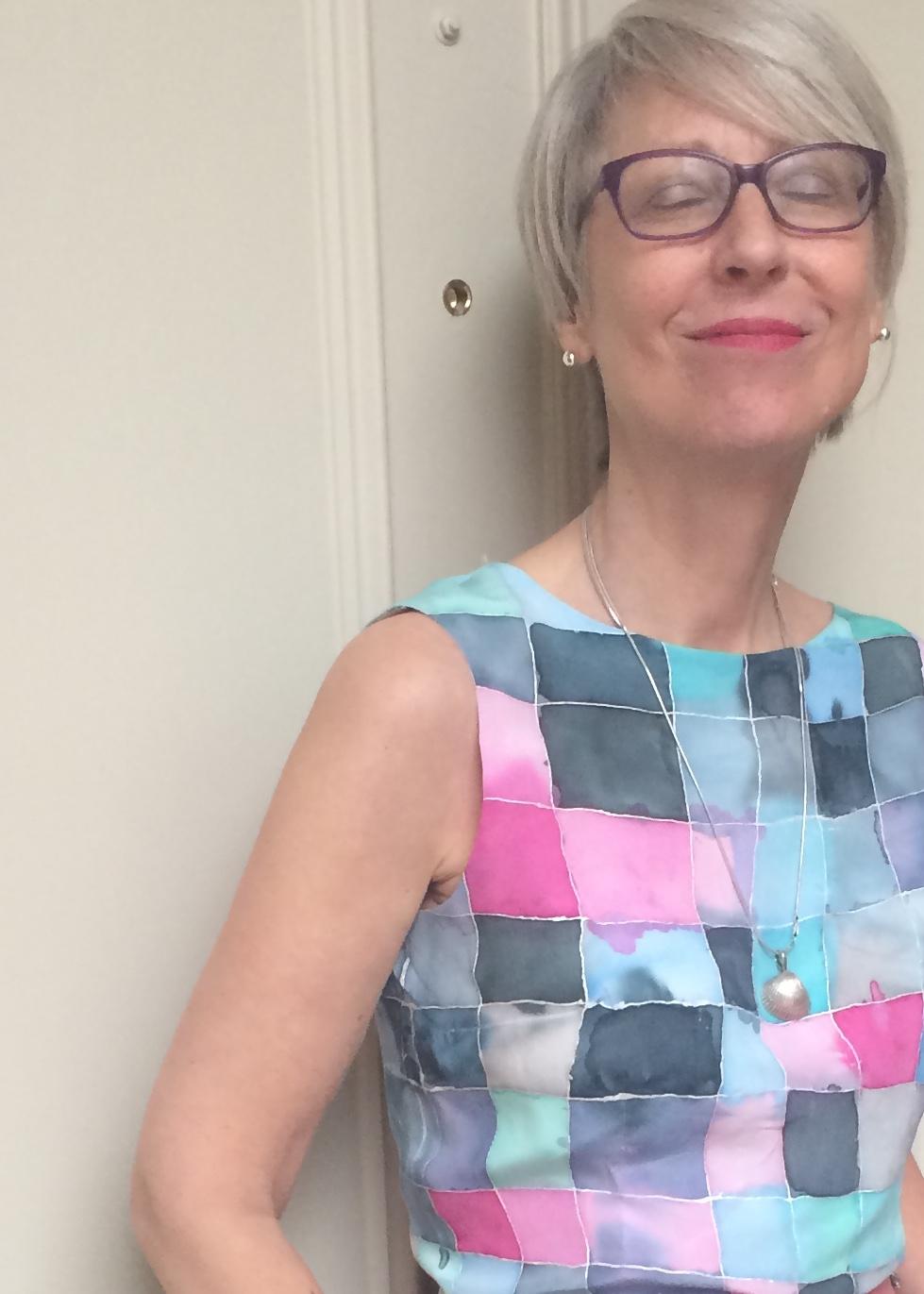 Vogue Nina Ricci camisole
