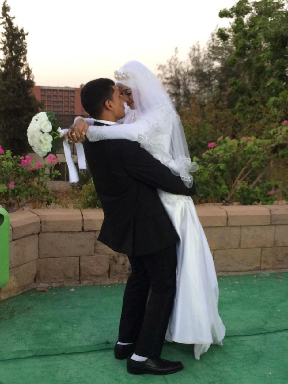 Aswan wedding