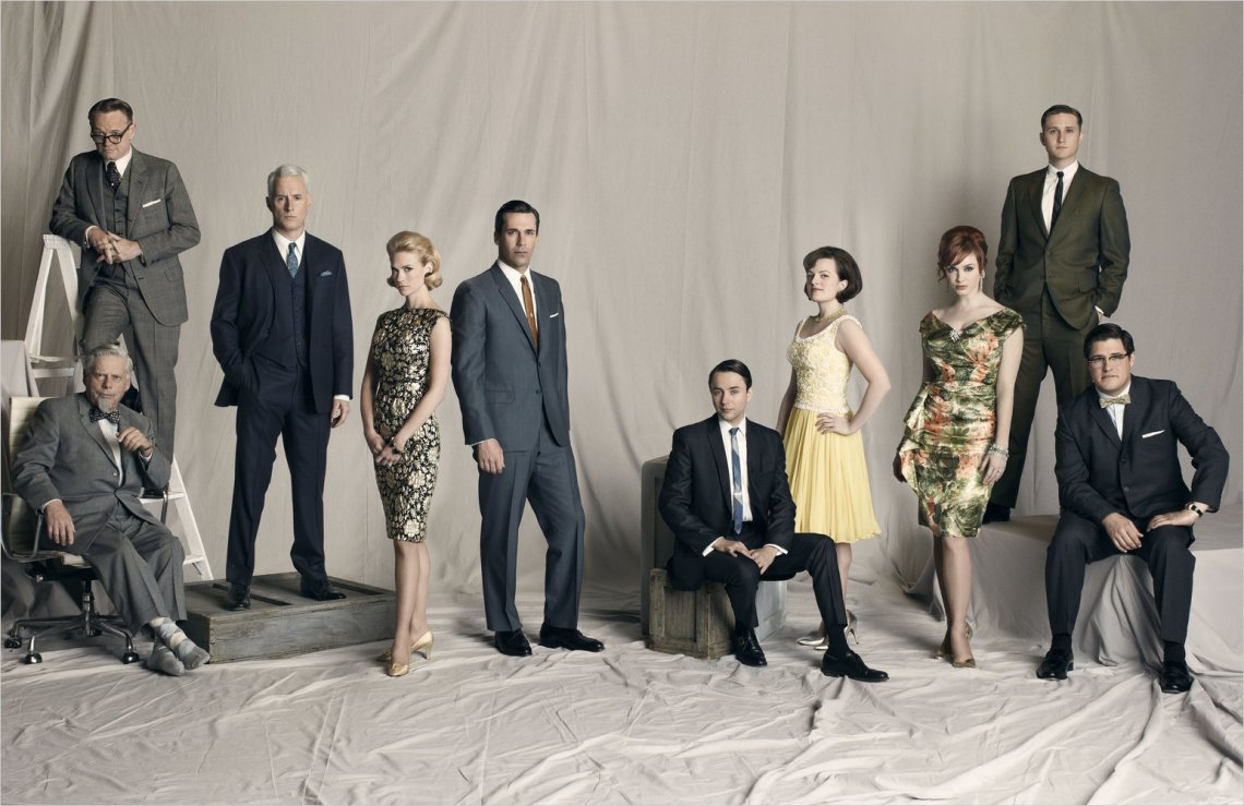Mad Men season four