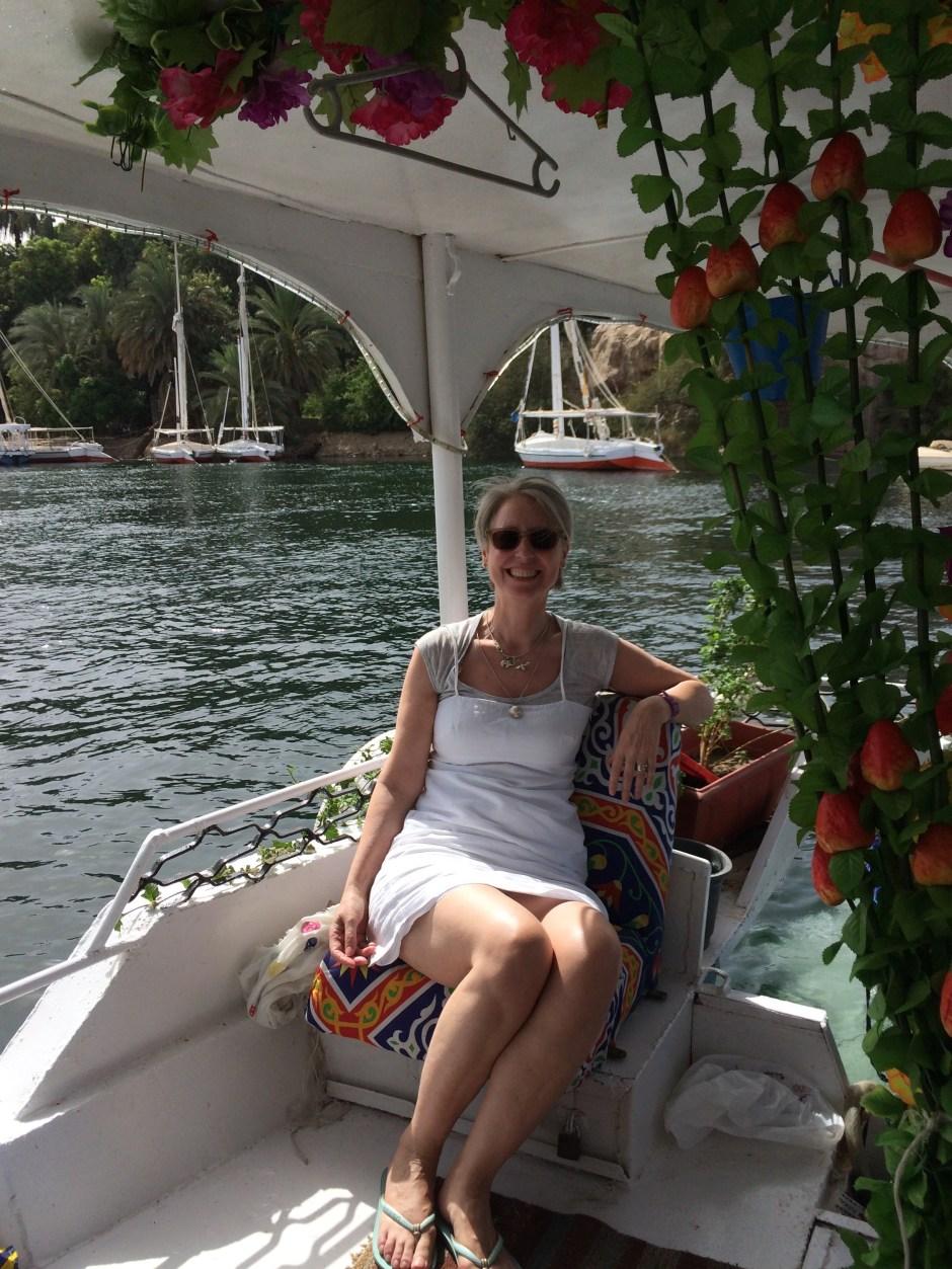Nile boat trip