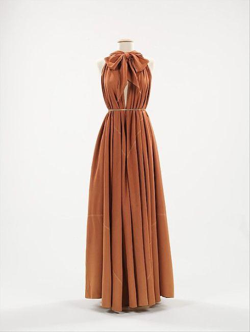 Futuristic dress (McCardell)