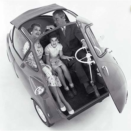 1960s bubble car