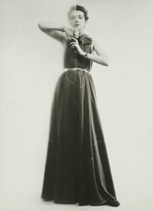 Mc Cardell Futuristic dress