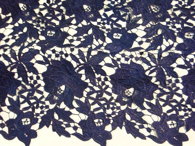 Coloured Guipure (around £30)
