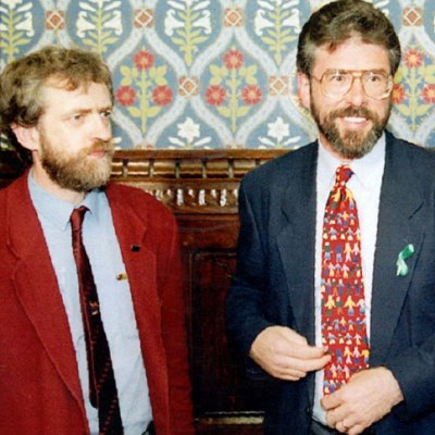 Red Jacket (with Sinn Fein)