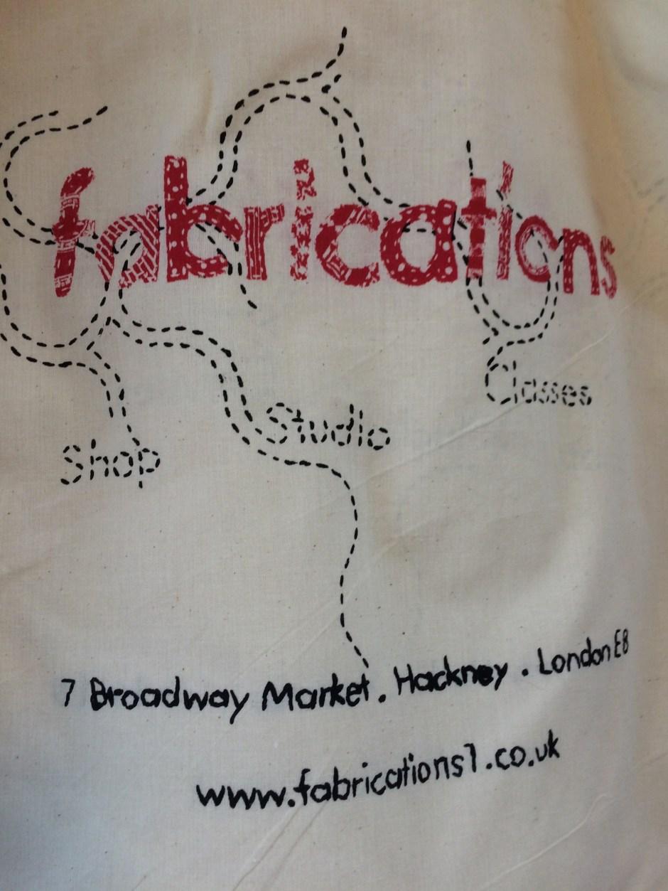 Fabrications, Broadway Market, Hackney, London