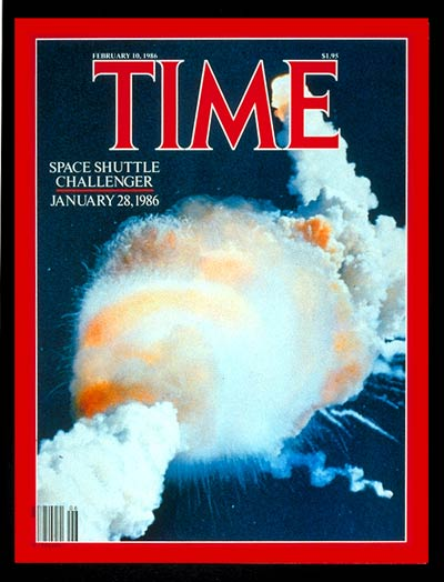1986 Challenger disaster