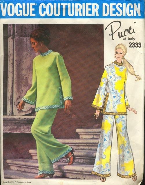 Emilio Pucci Vogue 2333