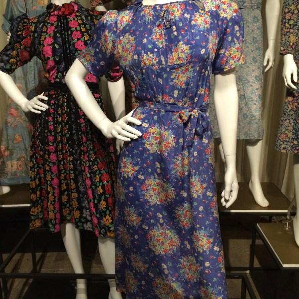 Liberty fashions 1940s