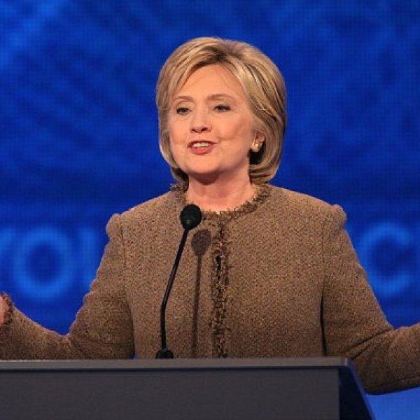 Hillary in neutral