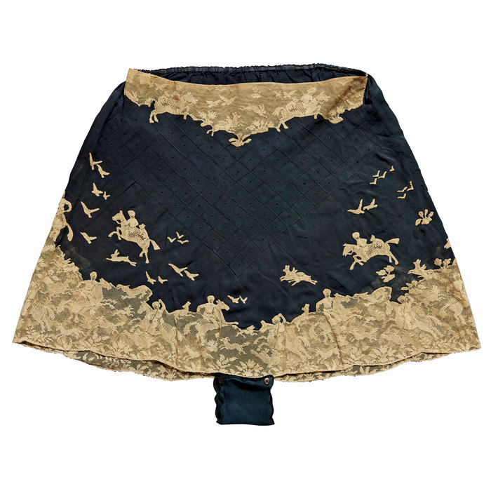 Gorgeous applique knickers 1930s