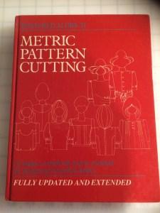 Metric Pattern Cutting W Aldridge
