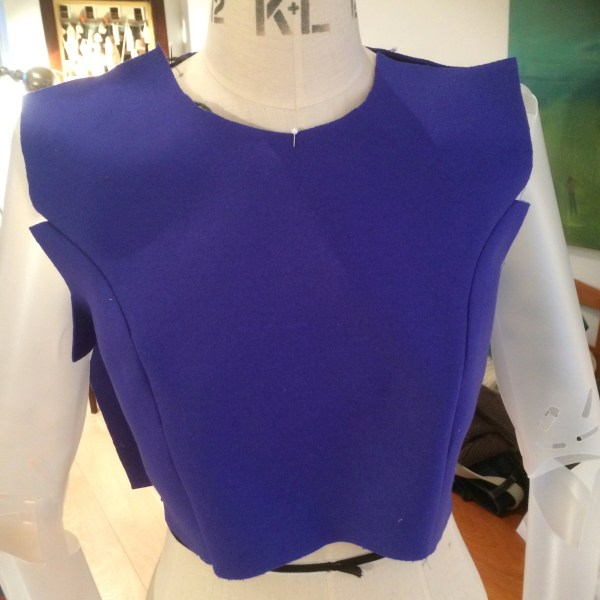 Another princess line bodice