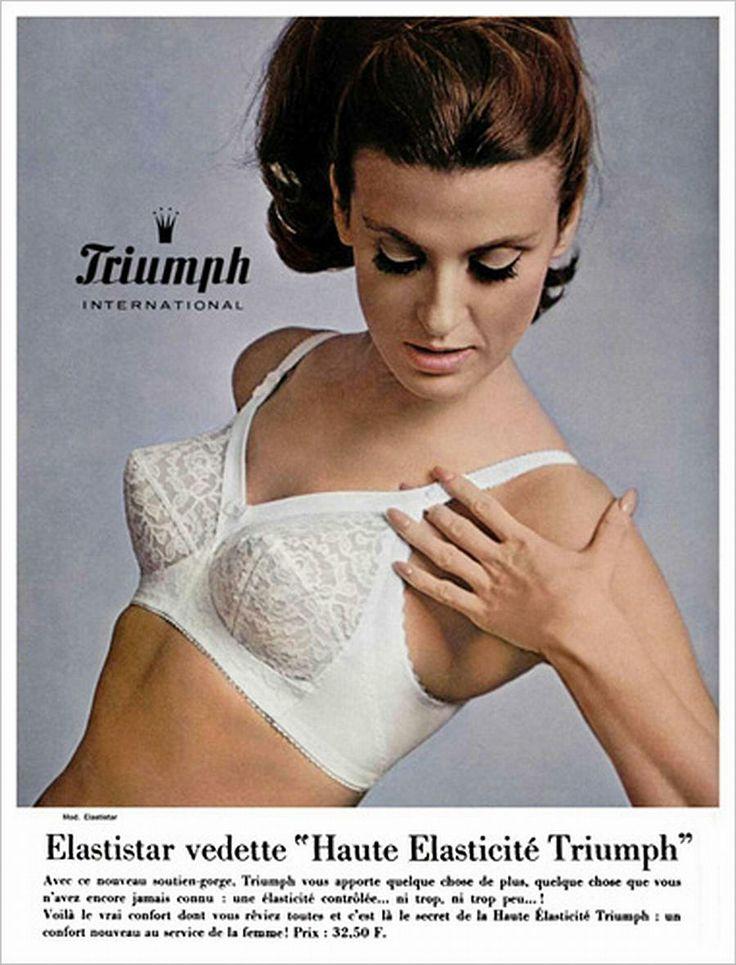 1960s bra