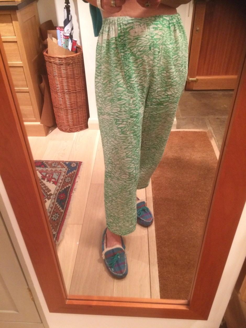 Hand made Pyjama pants