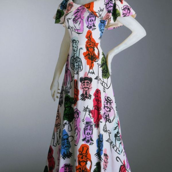 Schiaparelli Summer dress