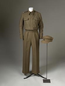 ATS uniform (from the Second World War)