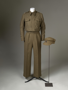 ATS uniform (from the Second World War)