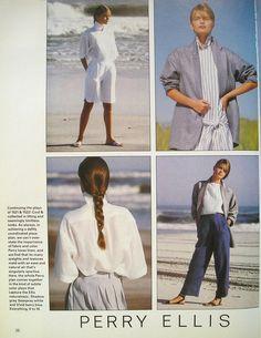 Vogue feature 1985