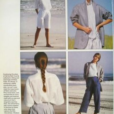 Vogue feature 1985
