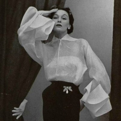 1951 Castillo blouse