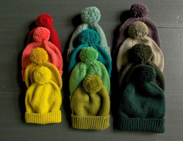 Purl Soho hats