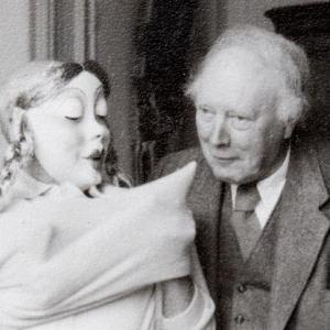 Old Clive Bell (Picasso dressed as a woman)