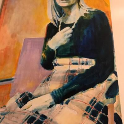 Kate Davies by Polly Nuttall