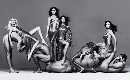 Richard Avedon 1994 Advertising campaign