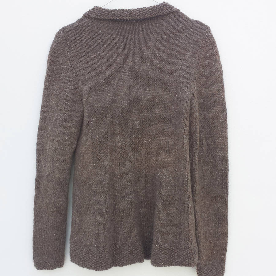 1bf01334badc5c Purl Alpaca – Cyrene Jacket – Fabrickated