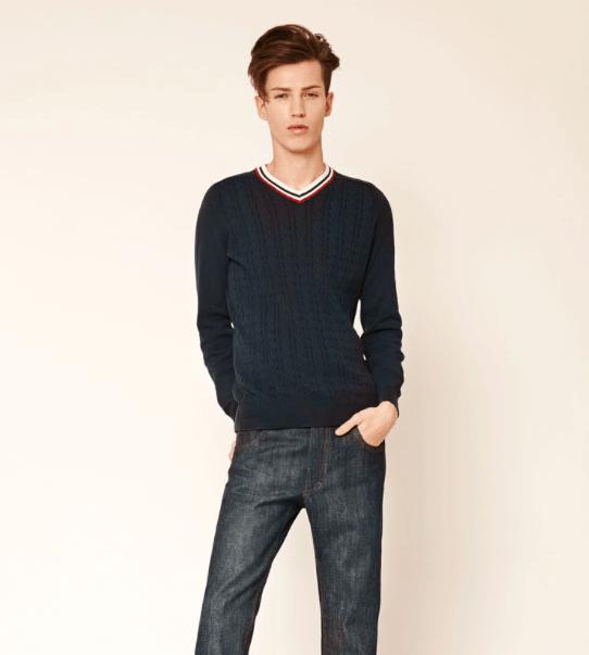 Angela Kane Men's jeans pattern