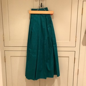 Emerald Green full skirt (Finery sale)
