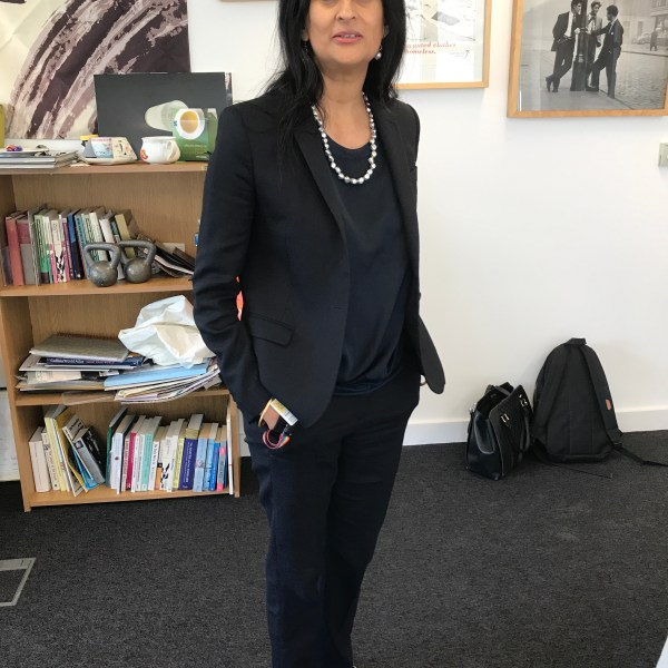 Susmita in Kooples suit
