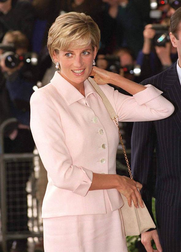 Pink Catherine Walker suit