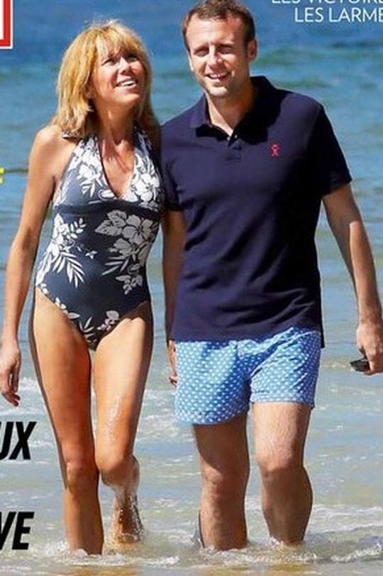 Style Analysis Brigitte Macron Fabrickated