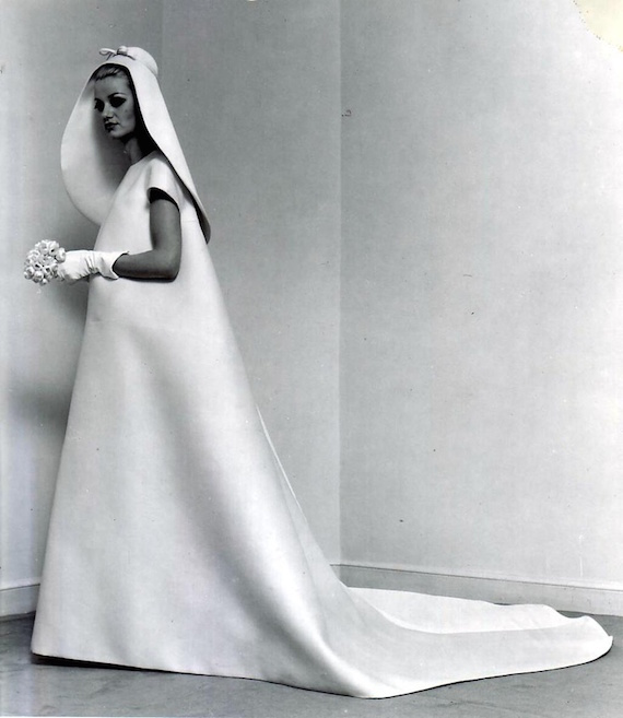 1967 Wedding dress