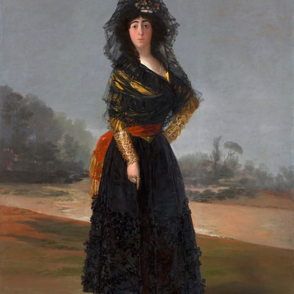 The Duchess of Alba by Goya