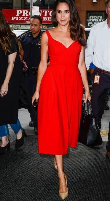 Classy Red dress