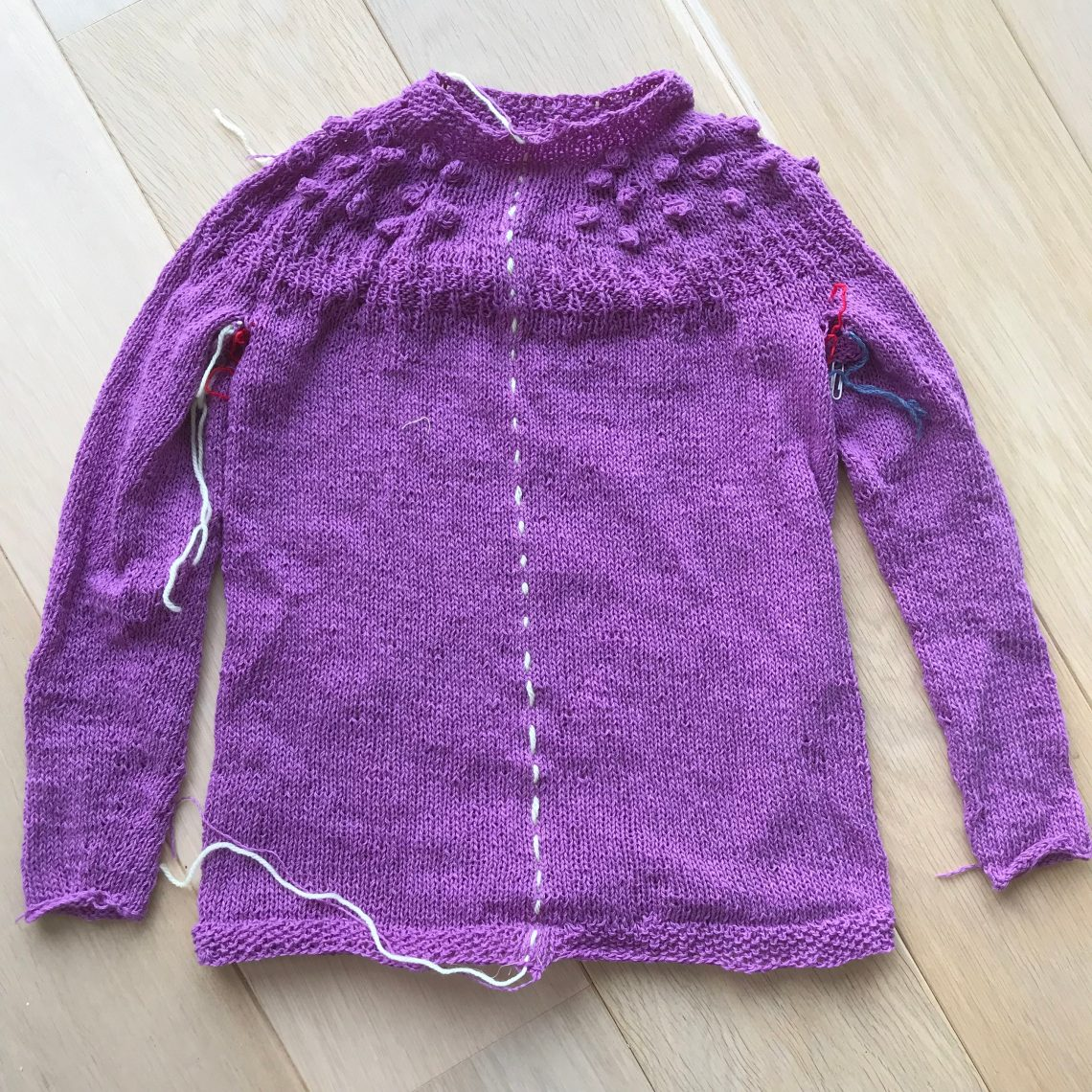 Cardigan from Elizabeth Zimmermann