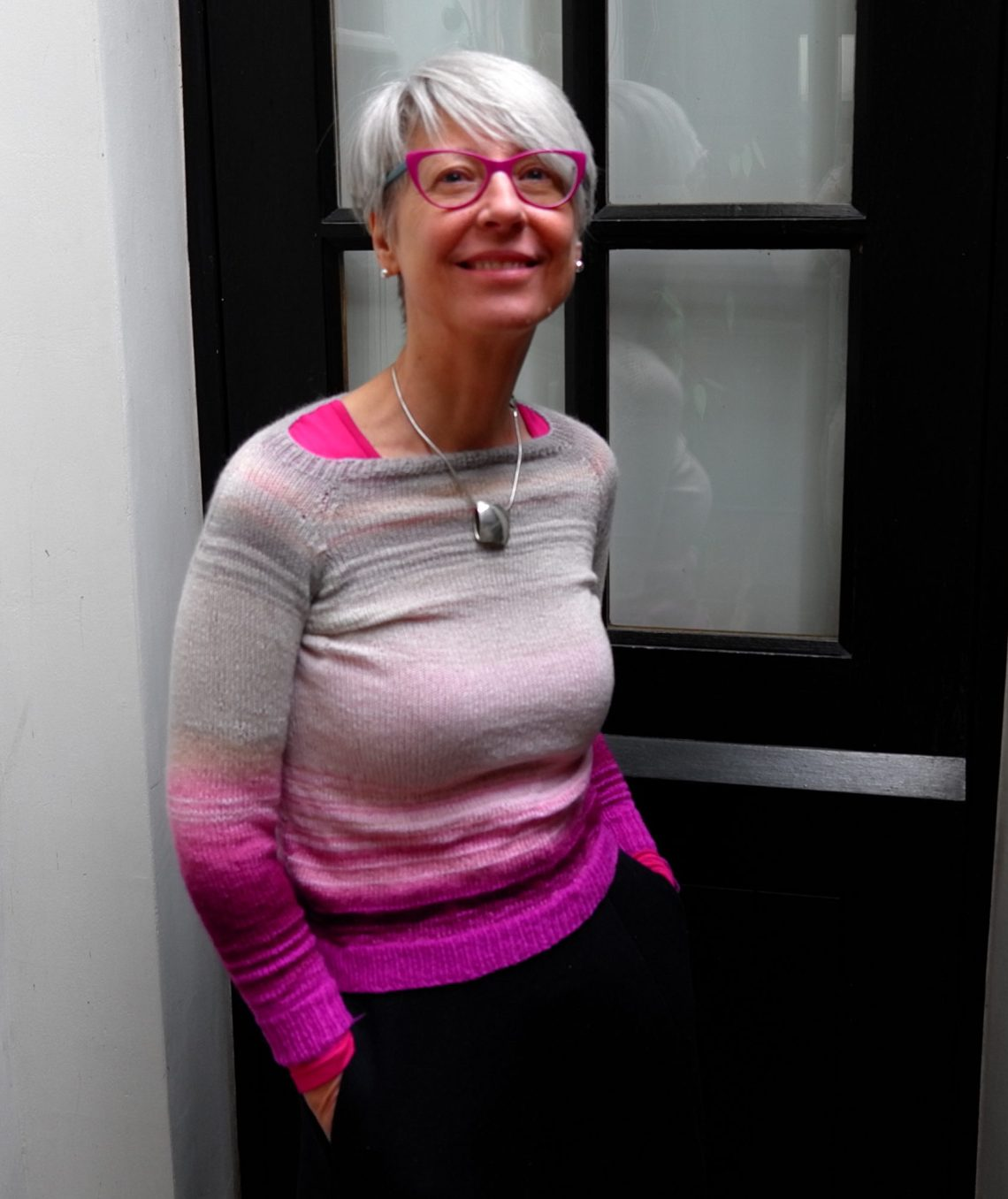 Elizabeth Zimmerman raglan