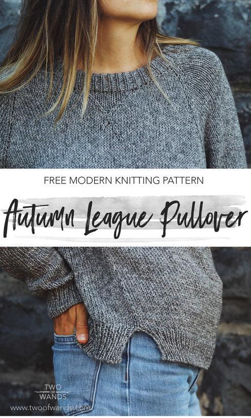 Top Down Autumn League Jumper Fabrickated