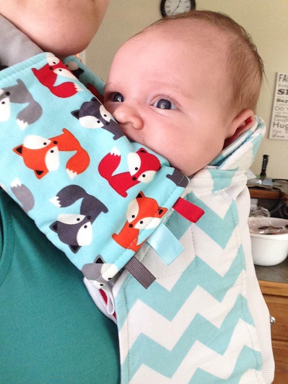 How To Make Baby Carrier Suck Pads Free Pattern Tutorial