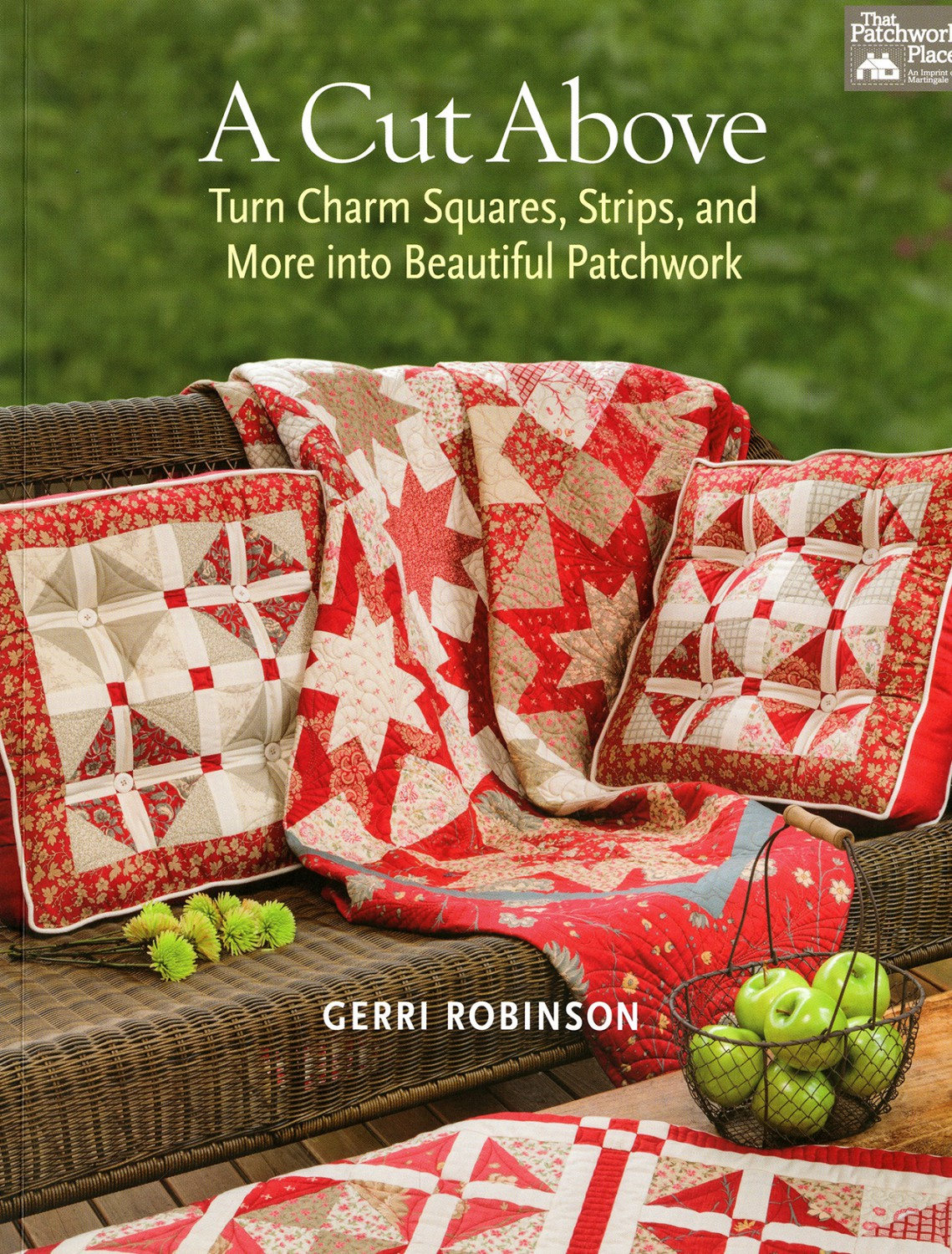 Strips or squares quilting book
