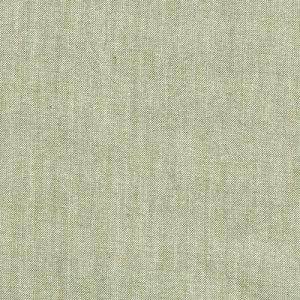 Andover Chambray Fabric - Half Yard - Light Green/White Cotton Quilt Fabric Chambray by Andover Fabrics - ACGreen, A-C-Green, 86952