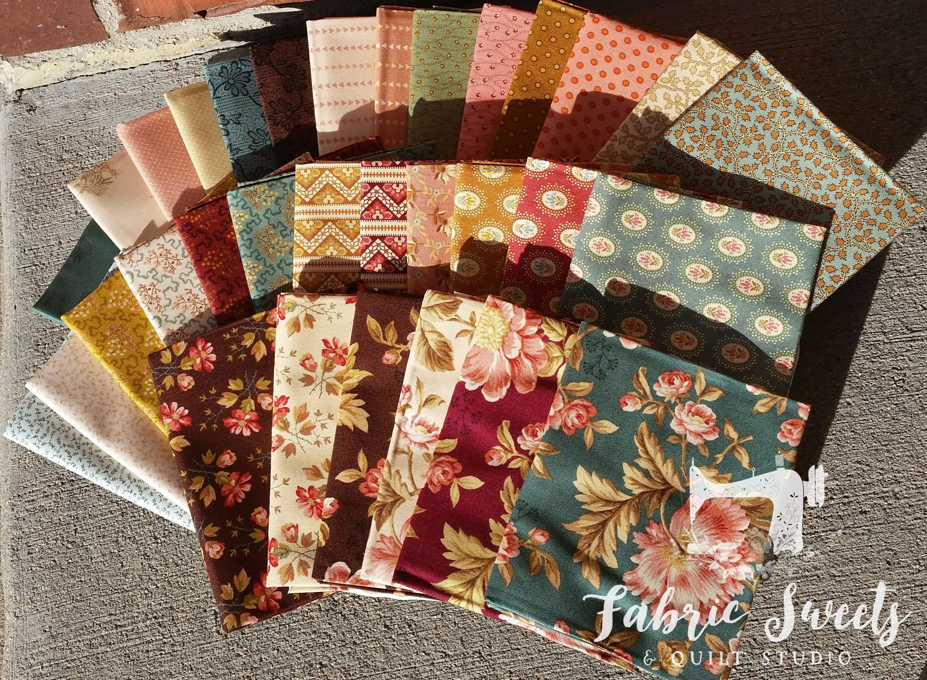 Crystal Farm Fabric Single Scoop Fabric Pack Edyta